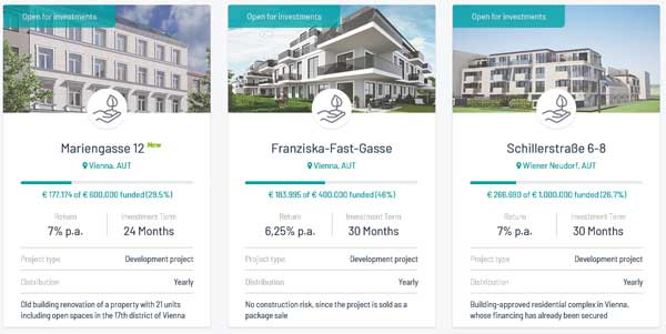 Rendity ejendomsprojekter